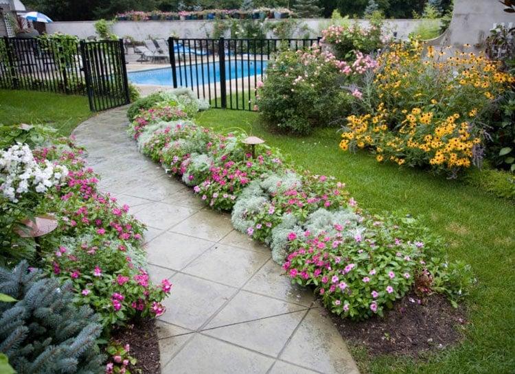 Cool Flower Garden Ideas