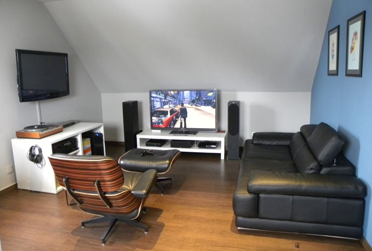 Apartment Video Game Room Ideas