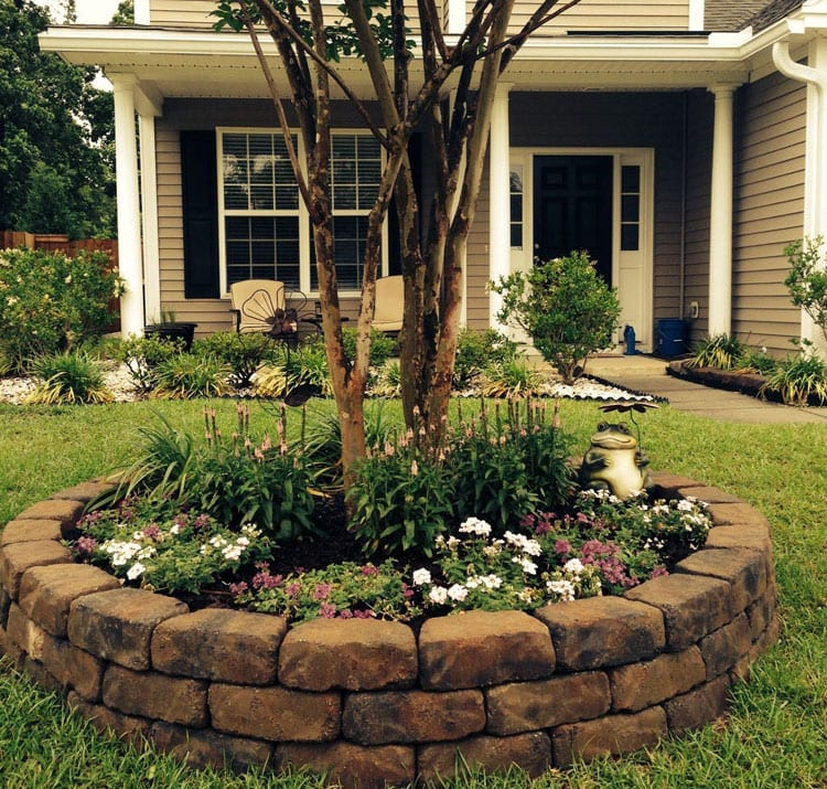 Beautiful Landscaping Ideas For A Large Front Yard