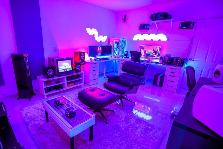 Best Gaming Room Setup