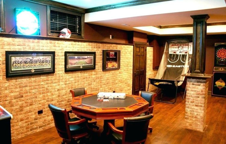 Best Man Cave Ideas and Games