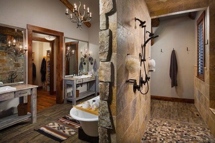 45 Best Rustic Bathroom Decor Ideas Designs 2020 Guide,United Premium Economy International