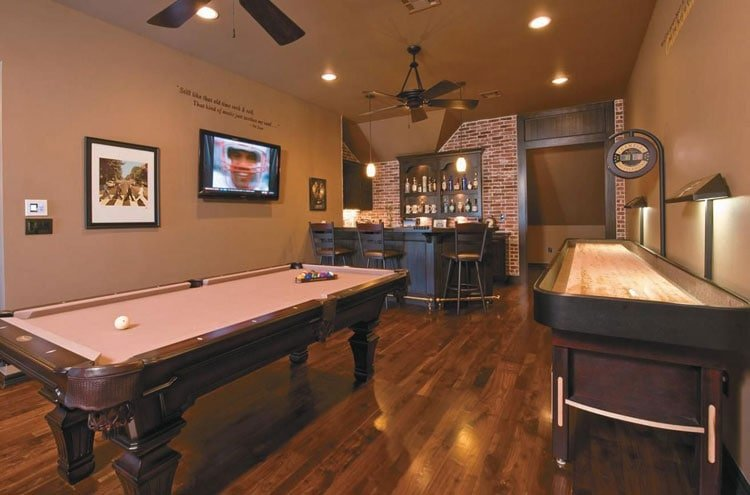 Cool Small Man Cave Ideas on a Budget