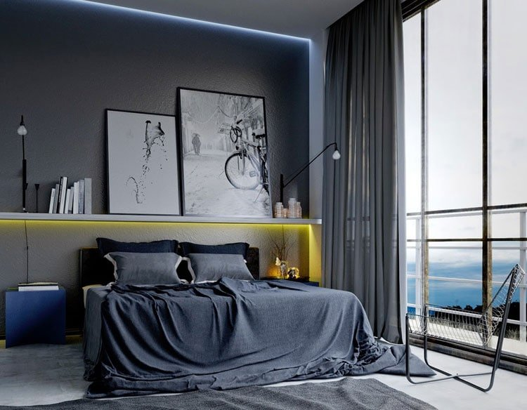 Guys Bedroom Designs