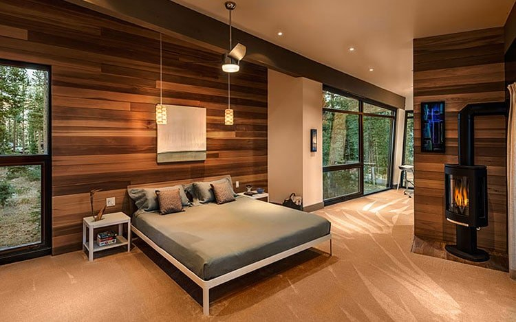 Manly Bedroom Design For Guys