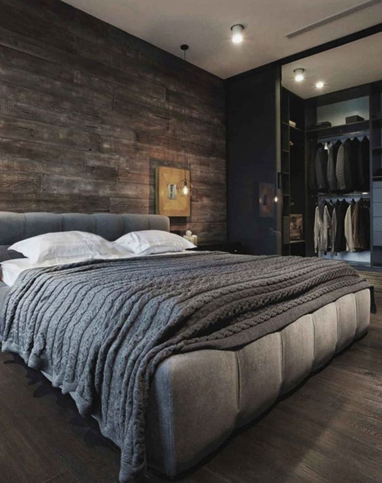 57 Best Men S Bedroom Ideas Masculine Decor Designs 2020 Guide