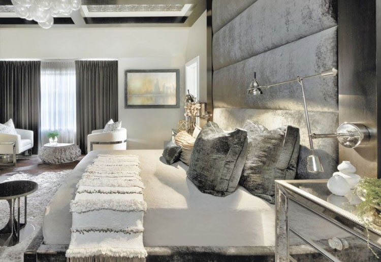 Modern Luxury Masculine Bedrooms Ideas