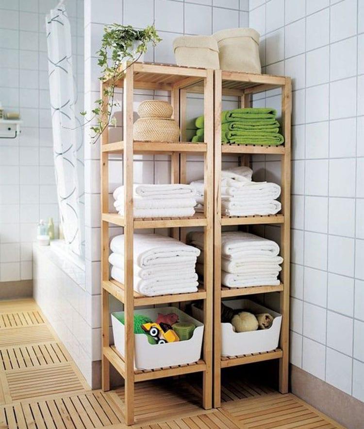 Best Bath Storage Ideas