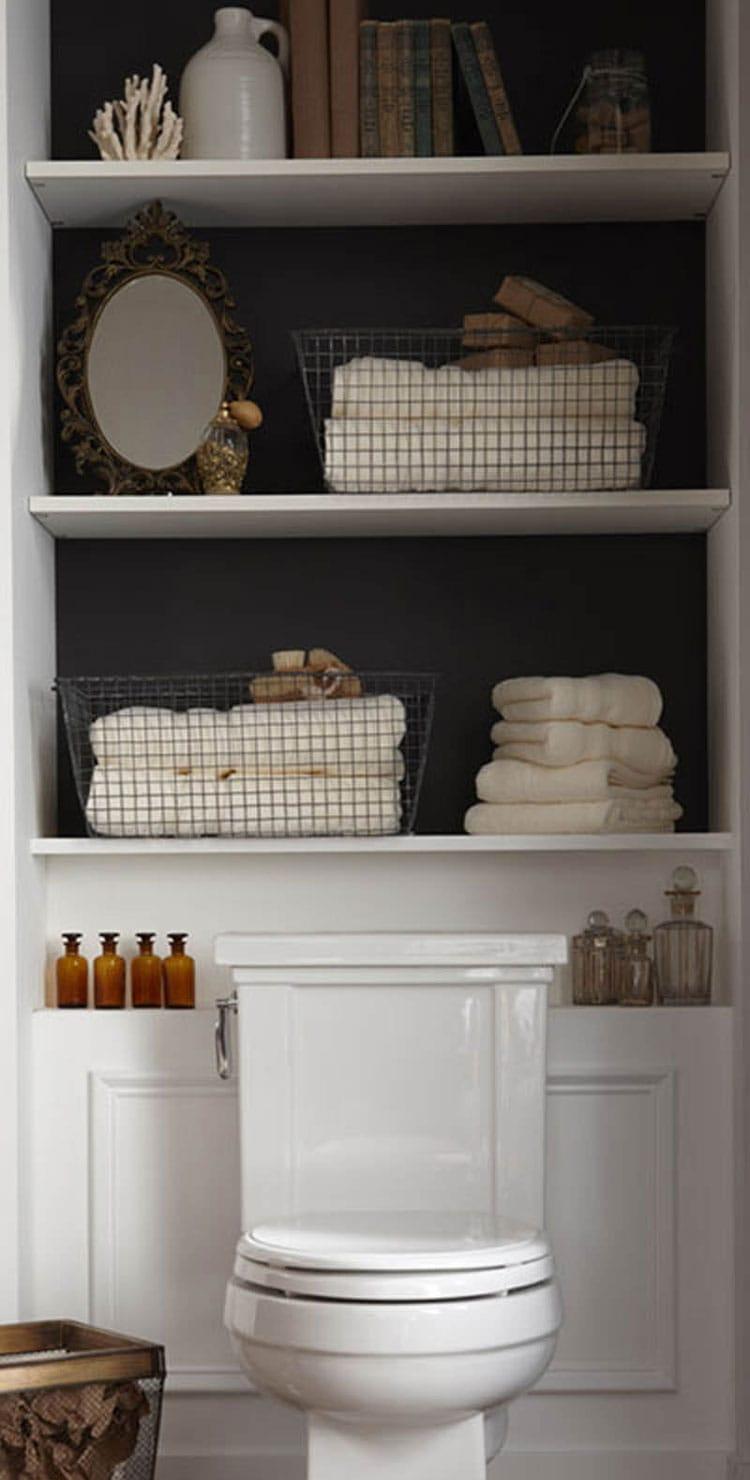 Best Bathroom Wall Storage