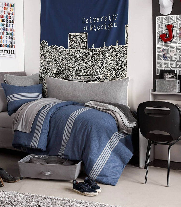 Best Bedroom Ideas For Teenage Guys with Small Rooms