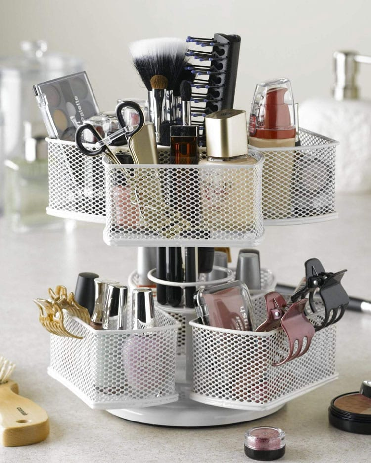 Best Organizers For Small Bathrooms