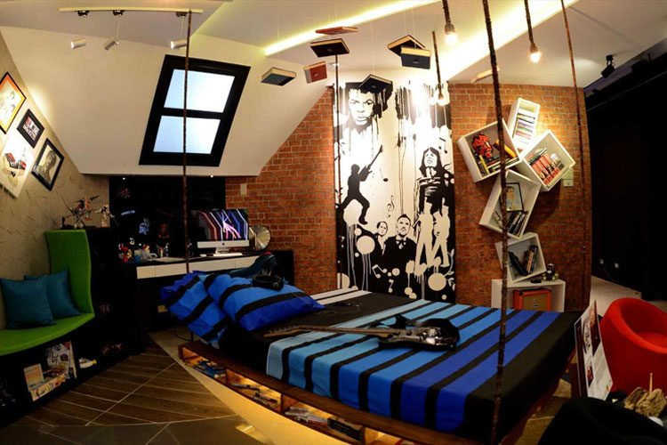 Best Teen Boys Bedroom Ideas