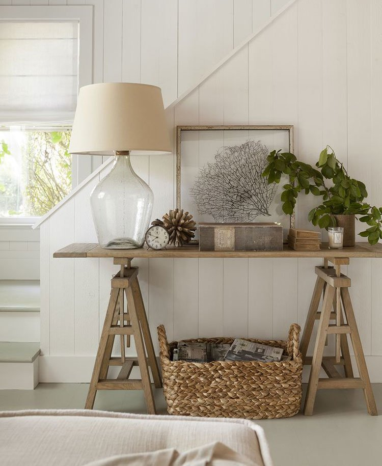 Console Table Entryway Decor