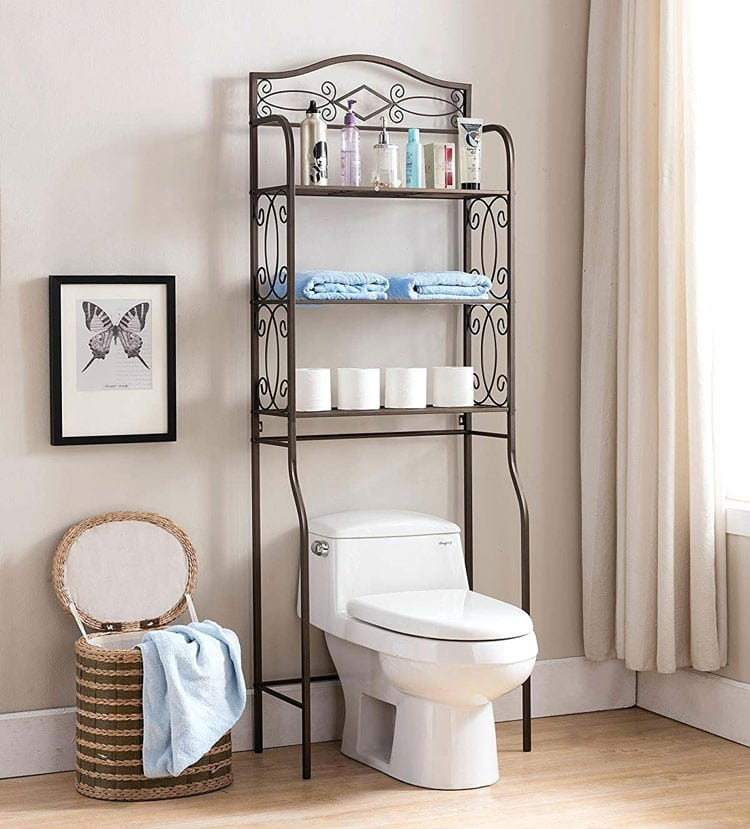 Cool Bathroom Organizers For Small Bathrooms