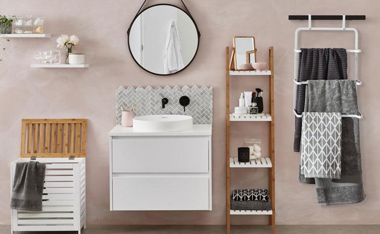 Creative Bathroom Storage Concepts