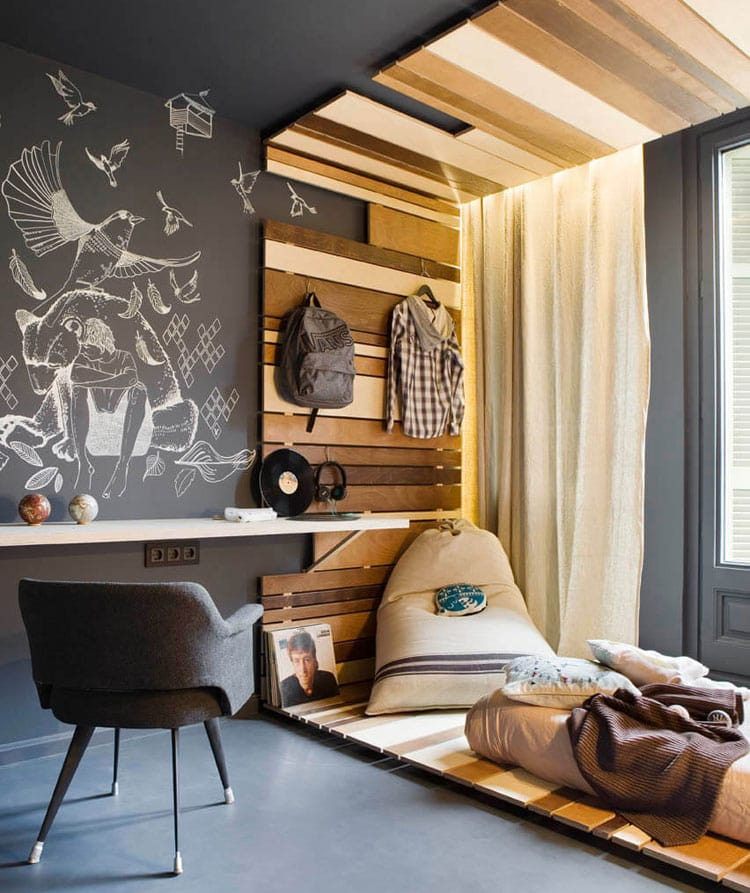 Creative Room Décor Ideas for Artistic Teen Guys