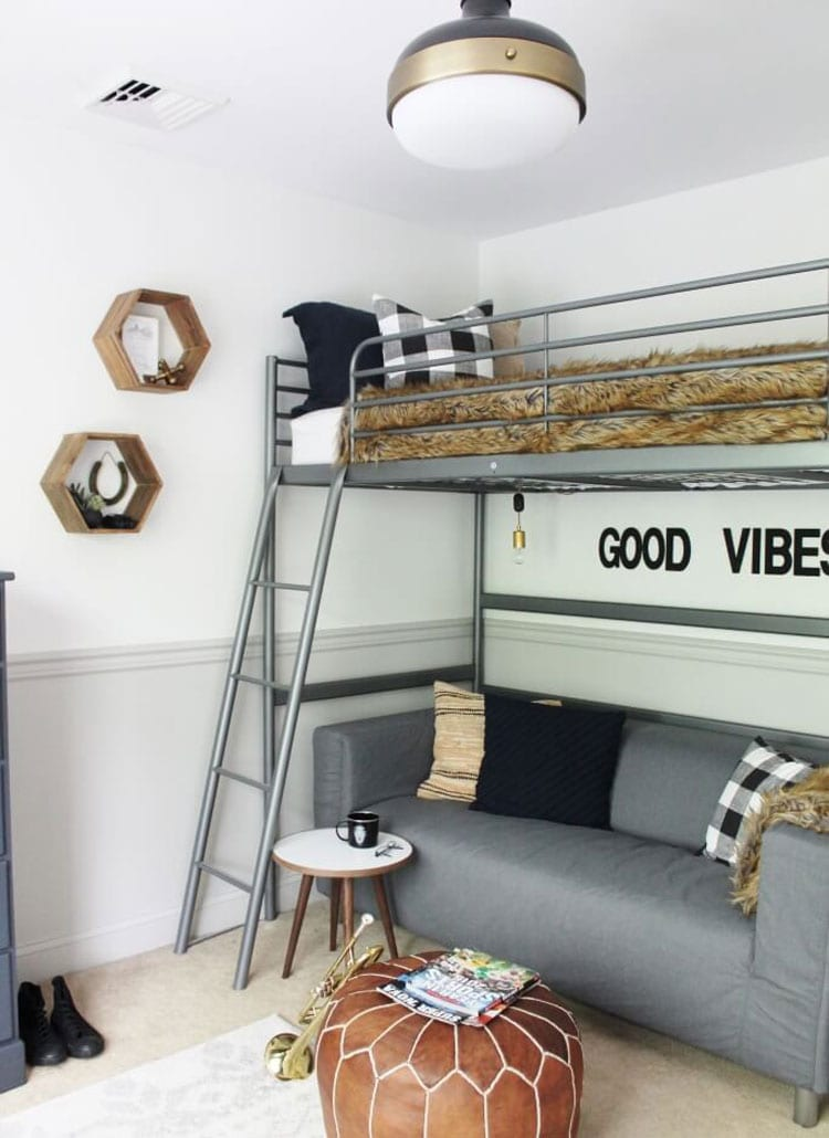 Fun Tween Bunk Beds