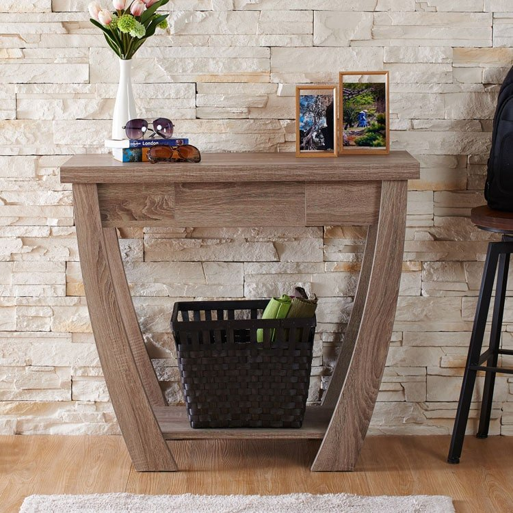 Modern Entry Table for Small Spaces