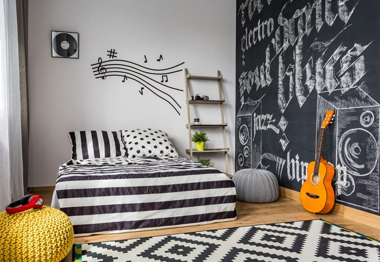 Teen Boy Room Decor Ideas