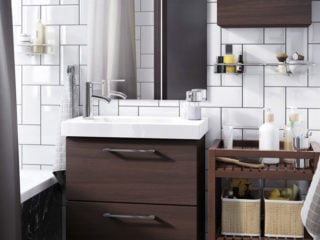 67 Best Small Bathroom Storage Ideas