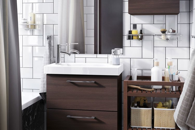 The Best Small Bathroom Storage Ideas