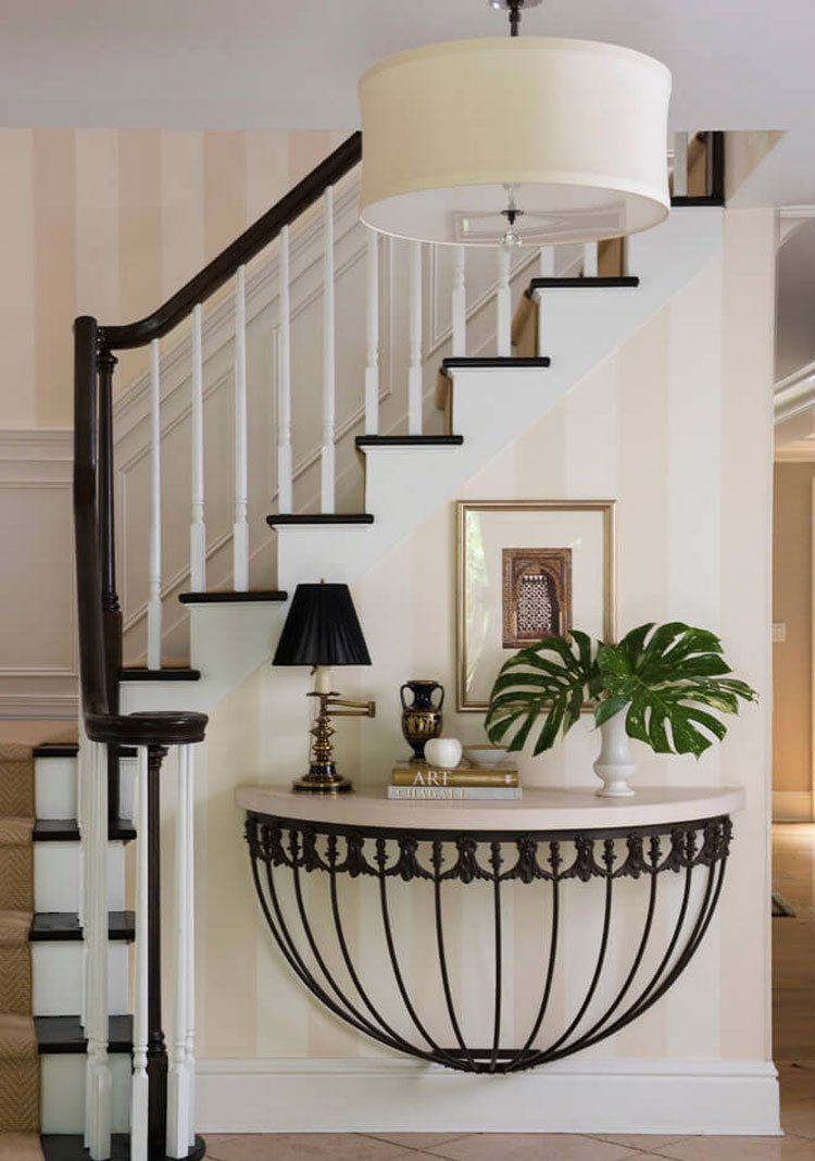 Unique Entryway Tables with Creative Designs