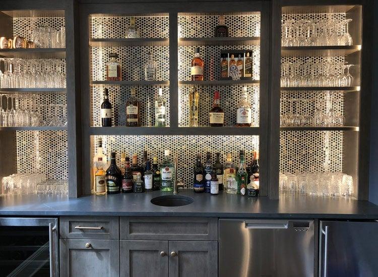 Awesome Basement Bar Lighting Ideas For A Unique Design