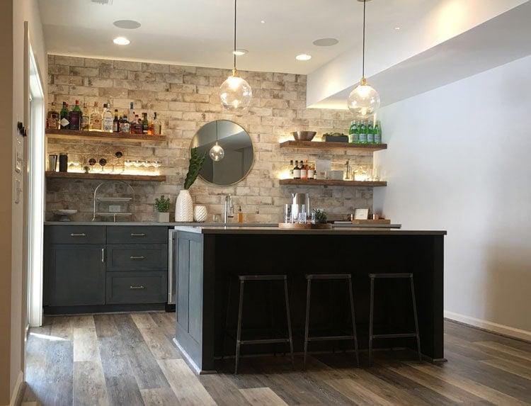59 Cool Basement Bar Design Ideas 2021 Guide