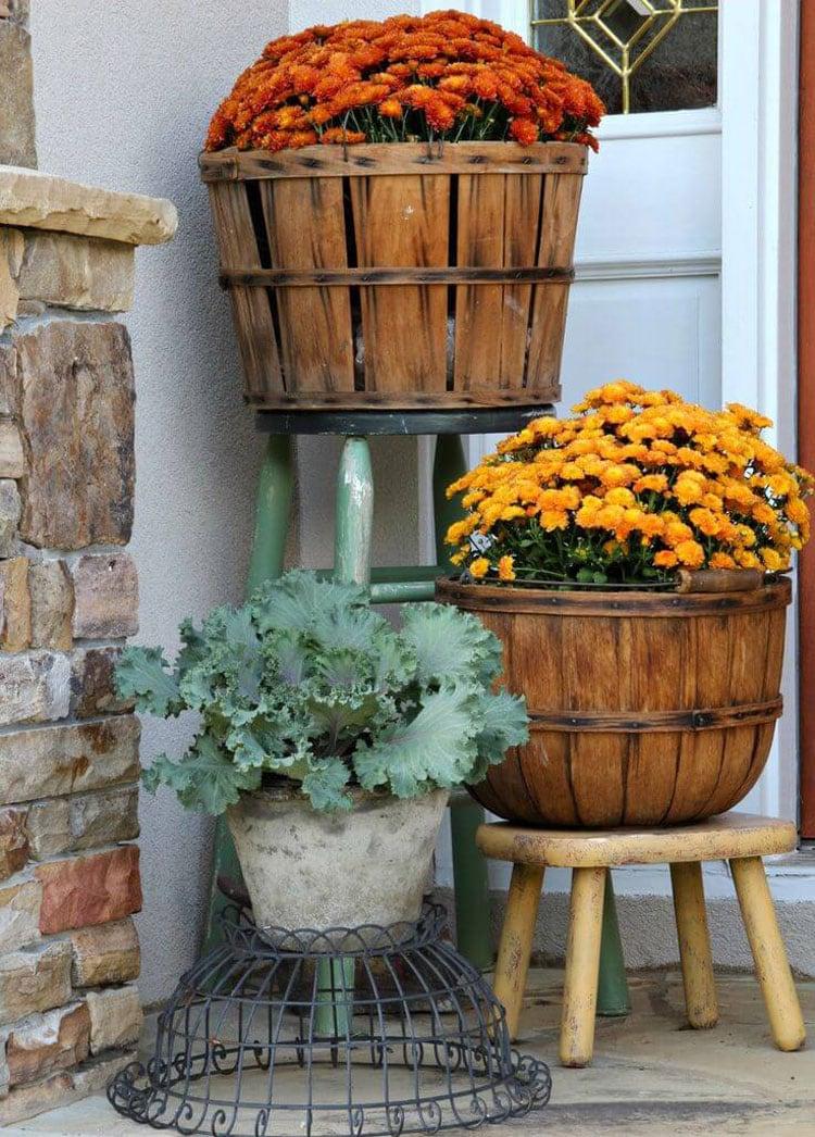 Best Flower Pot Designs For Your Front Door