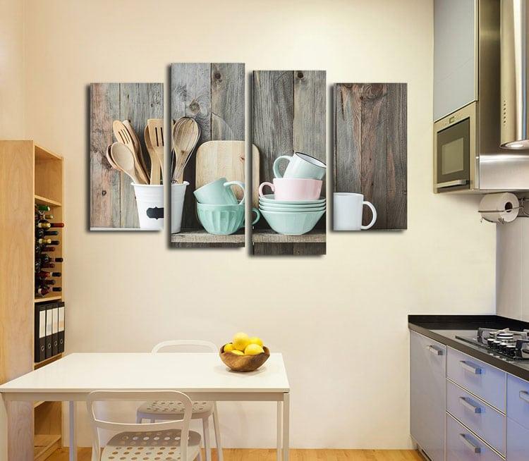 57 Best Kitchen Wall Decor