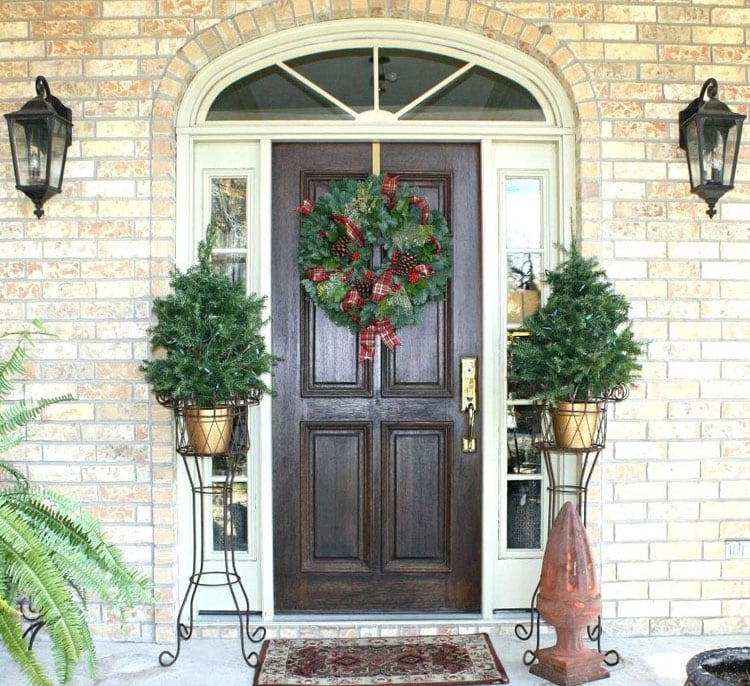 Best Potted Plant Arrangement Ideas For Front of House