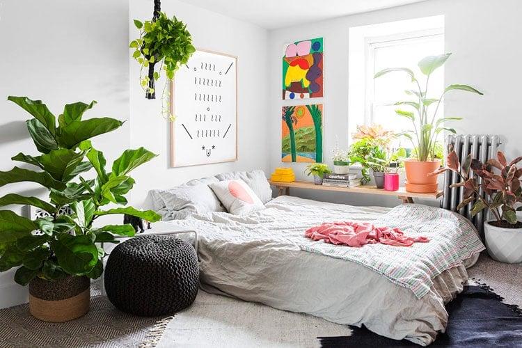 Best Teenage Bedroom Decorating Ideas with Modern Minimal Furniture