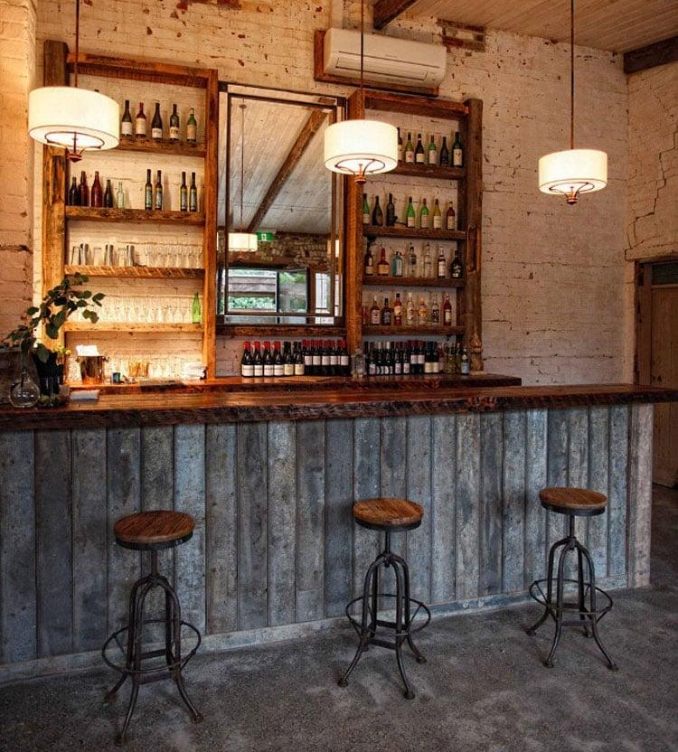 Budget Homemade Bar Decorating Ideas