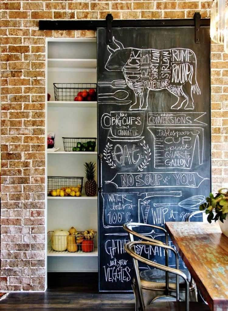Cool Kitchen Wall Ideas