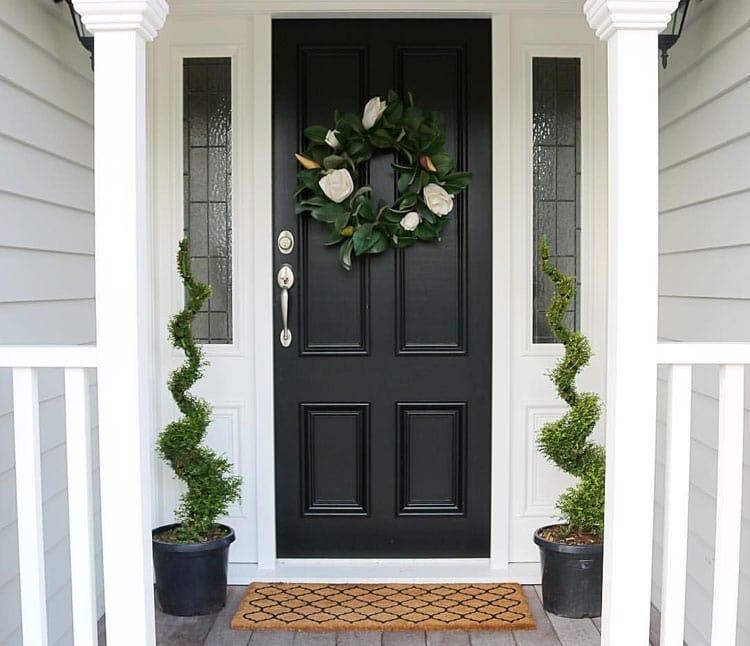 Cool Plants For Front Door Planters