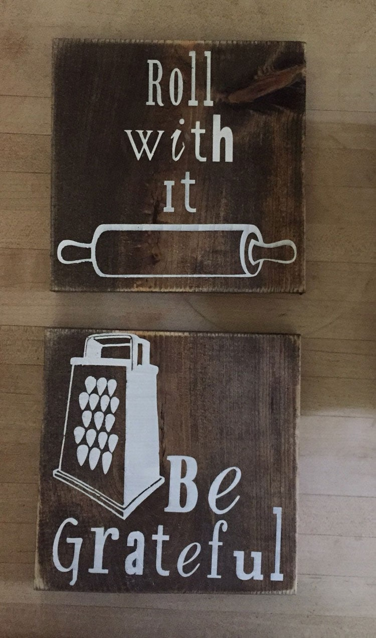 Cute Kitchen Sign Ideas