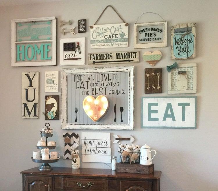 57 Best Kitchen Wall Decor Ideas Designs 2020 Guide