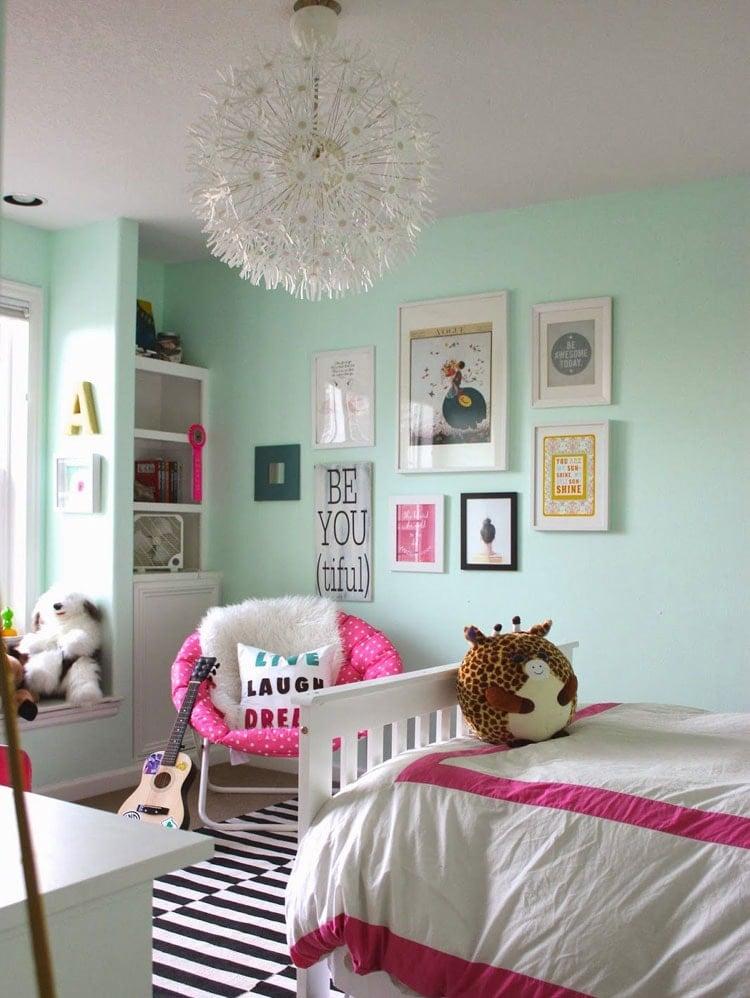 Cute Fun Bedroom Colors For Teenage Girls