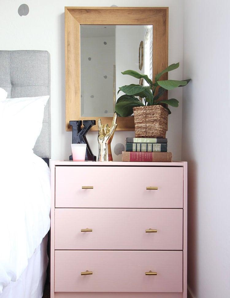 DIY Teen Bedroom Decor Project - Paint Your Furniture