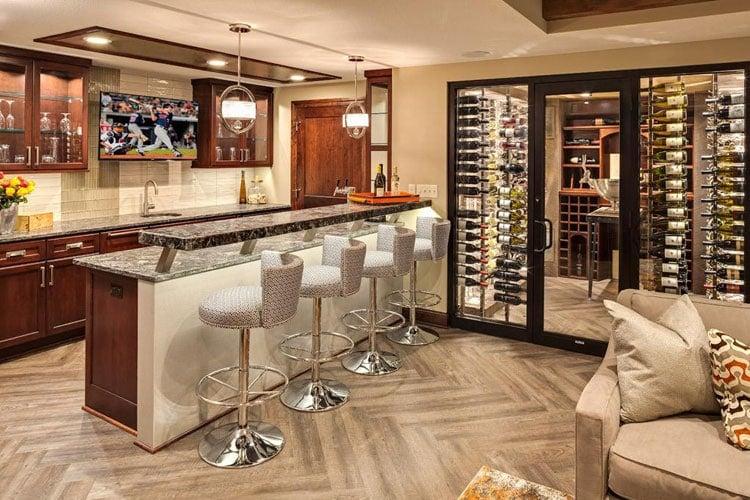 Dream Basement Bar For The Modern Gentleman