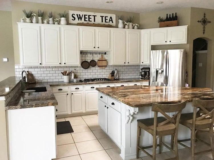 Kitchen Wall Decor Designs