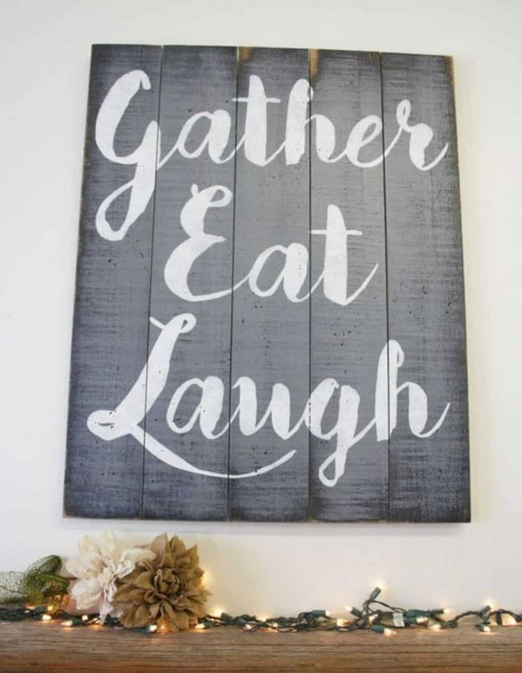 Loving Kitchen Wall Signs