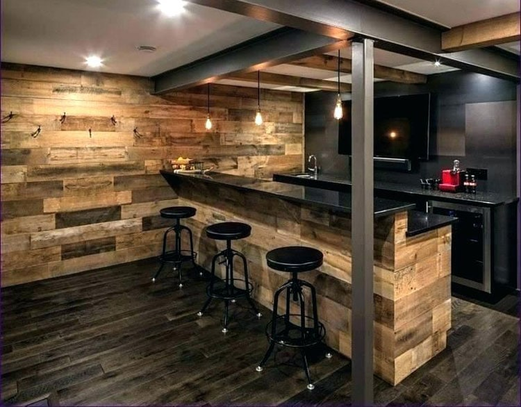 Rustic Bar Ideas For An Upscale Country Feel