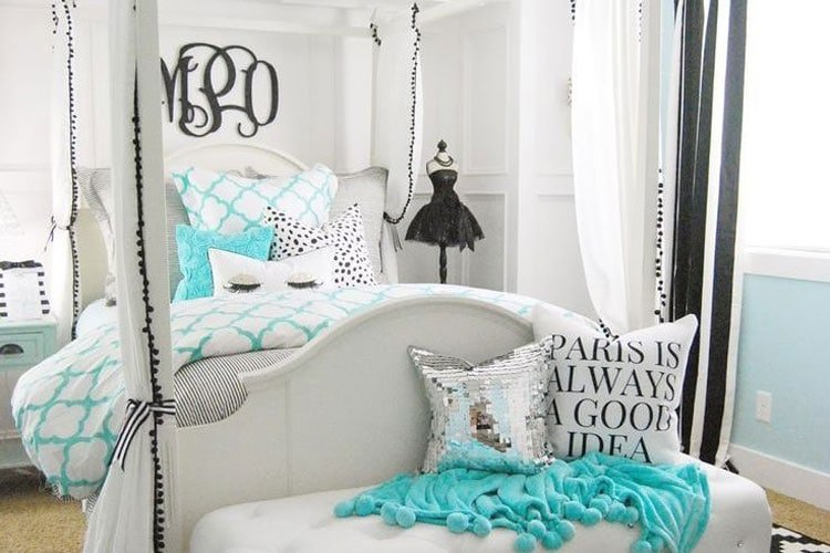 65 Cute Teenage Girl Bedroom Ideas Room Decor For Teen Girls 2020
