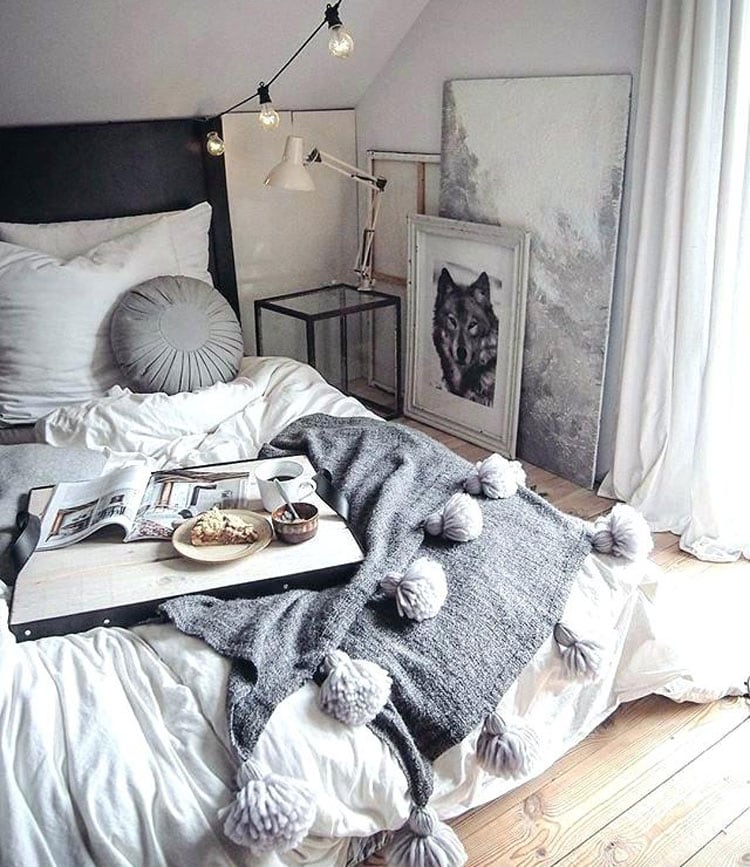 65 Cute Teenage Girl Bedroom Ideas: Room Decor For Teen ... on Trendy Teenage Room Decor  id=25459