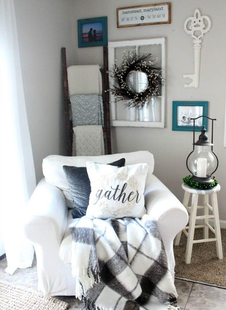 Chic Modern Farmhouse Style Interior Design Ideas