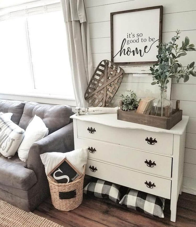 Country Cottage Style Decor