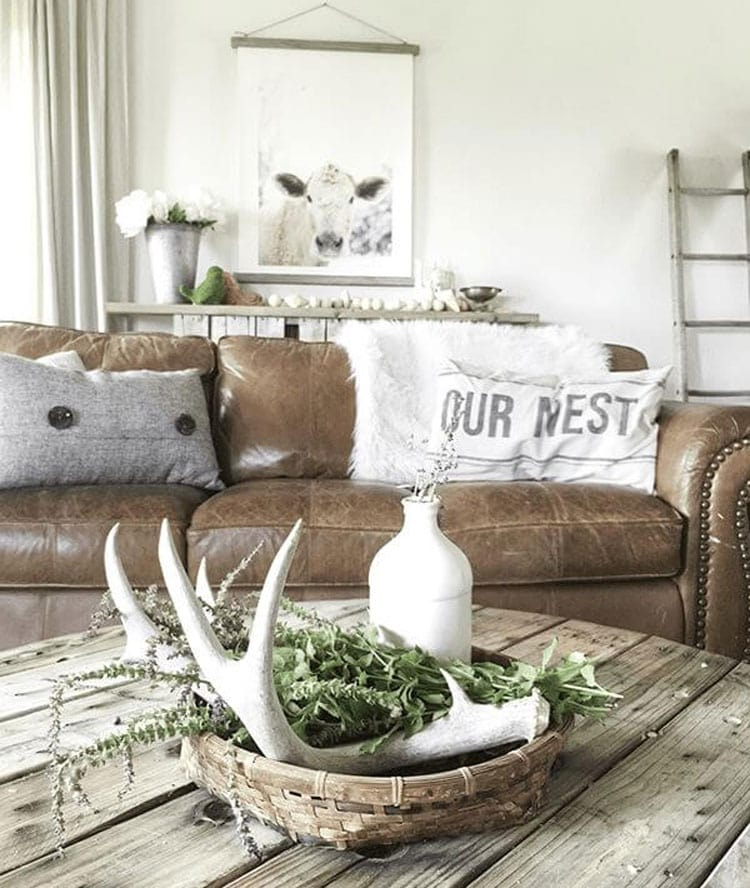 Cute Country Farmhouse Style Decorations