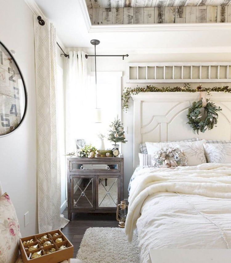 Cute Country Home Bedroom Decorating Ideas