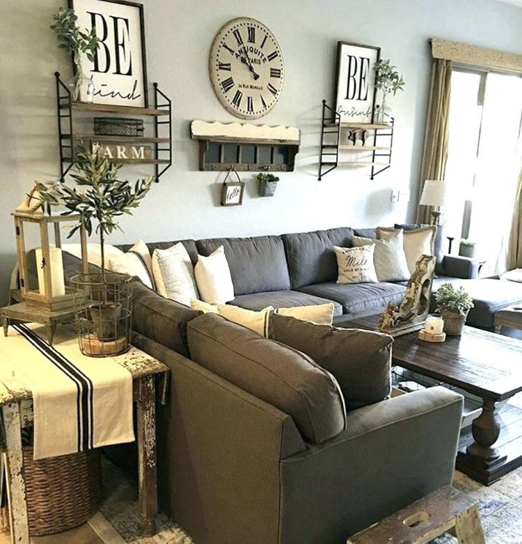 75 Best Rustic Farmhouse Decor Ideas Modern Country Styles